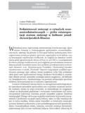 Podmiotowość zwierząt wrytuałach wczesnośredniowiecznych —próba reinterpretacji statusu zwierząt wkulturze przedchrześcijańskich Słowian, Joanna Wałkowska